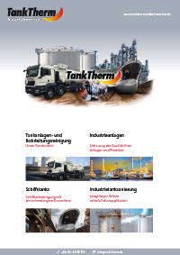 Downloads Tank-Therm Industrieservice Prospekt