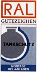 RAL Gütezeichen Tankschutz