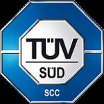 TÜV SCC Zertifikat